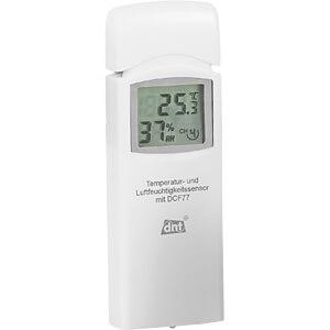 DNT ROOMLOGGSENS - Zusatz-Thermo-/Hygrosensor für RoomLogg PRO