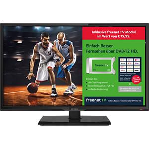 Fernseher, 60cm/23,6, HD, DVB-T2/C/S2, EEK A DYON D800105