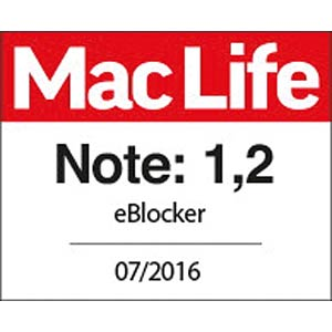eBlocker Pro (1 Jahr Updates) WEB-Anonymisierer EBLOCKER EBLPRO1YRDSG002