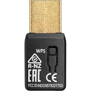 WLAN-Adapter, USB, 1167 MBit/s EDIMAX EW-7822UTC