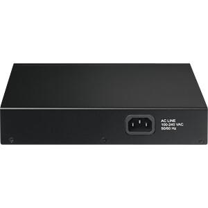Switch, 8-Port, Gigabit Ethernet, PoE+ EDIMAX GS-1008PH V2