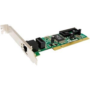 Ethernet network interface card PCI 10/100/1000 Mbit/s EDIMAX EN-9235TX-32
