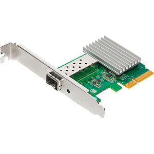 Netzwerkkarte, PCI Express, 10 Gigabit Ethernet, 1x RJ45 EDIMAX EN-9320SFP+