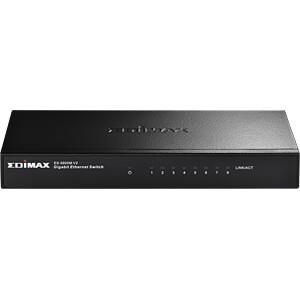 Switch, 8-Port, Gigabit Ethernet EDIMAX ES-5800M V2
