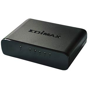 5-Port Fast Ethernet Desktop Switch EDIMAX ES-3305P