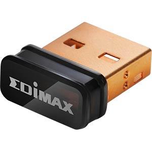 WLAN-Adapter, USB, 150 MBit/s EDIMAX EW-7811UN V2