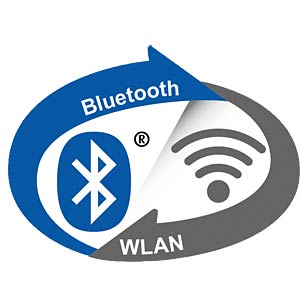 2-in-1 WLAN & Bluetooth 4.0 Nano USB-Adapter EDIMAX EW-7611ULB