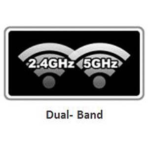 WLAN-Adapter, USB, 583 MBit/s EDIMAX EW-7811UAC