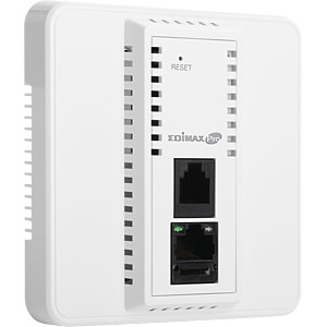 AC1200 Dual-Band In-Wall PoE Access Point EDIMAX IAP1200