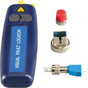 Fiber Checker SM und MM, 1.25 und 2.5mm EFB-ELEKTRONIK 399900.2