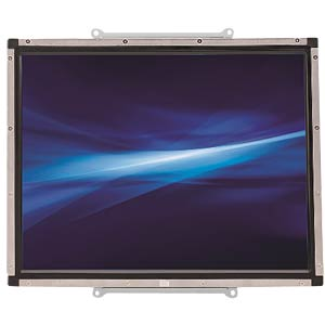 38cm - Touch - VGA - Open Frame ELO TOUCH SOLUTIONS ET1537L-8CWA-1-NPB-G