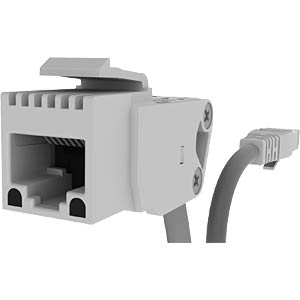 Keystone RJ45- Modul Isolator , 180° , 200 mm EMO SYSTEMS EN-60KDS