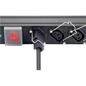 Socket outlets for UPS, 7-way earthed contact EQUIP 333300