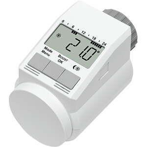 Energy saving controller for radiators EQIVA 130809G0A