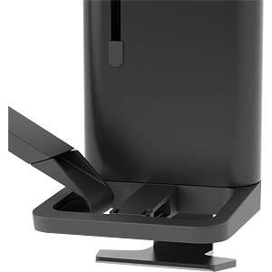 ET 98-490-224 - Ergotron TRACE™ Montage-Kit flache Tischklemme in Schwarz