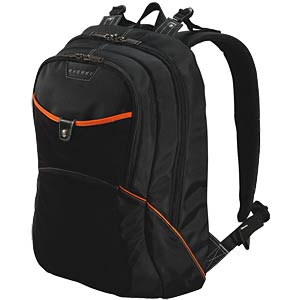Laptop, Rucksack, Glide Backpack, 17,3 EVERKI EKP129