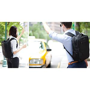 "Studio slim laptop backpack 35.81 cm (14.1"") EVERKI EKP118"
