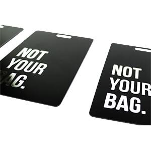 Travel, digital luggage tag EVERTAG 1001