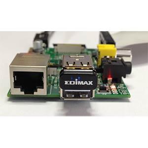 WiFi 802.11b/g/n nano USB Adapter, 150 MBit/s EDIMAX EW-7811UN
