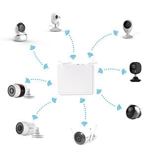 Netzwerk-Videorekorder, Set inkl. 4 Kameras EZVIZ 306500032