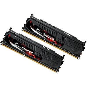 8 GB DDR3 1866 CL9 G.Skill 2-piece kit G.SKILL F3-14900CL9D-8GBSR