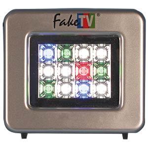 Fake TV Plus, (Dummy) TV-Simulator, das Original KH SECURITY 250110