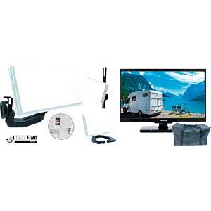 FALCON 3206 - Camping SatTV-Set