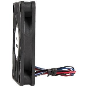 Gehäuselüfter, 3-Pin Molex Lüfter, 60 mm STARTECH.COM FAN6X1TX3