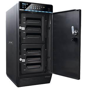 HDD Raid-Rack 8x 3.5 SATA HDD Gehäuse, USB 3.0 / eSATA FANTEC 1465