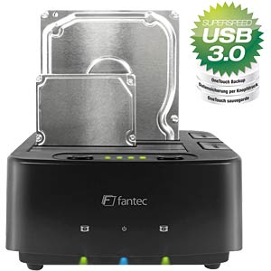 FANTEC MR-CopyDU3 DOCKING USB3.0 clone backup FANTEC 1526
