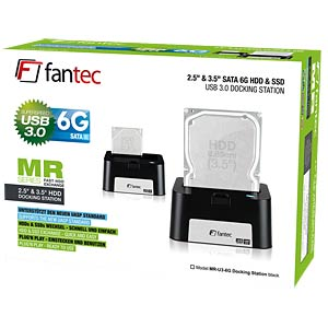 MR-U3-6G Dockingstation, USB 3.0 FANTEC 1686