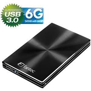 FANTEC DB-229U3-6G externes Gehäuse, USB 3.0 FANTEC 1687