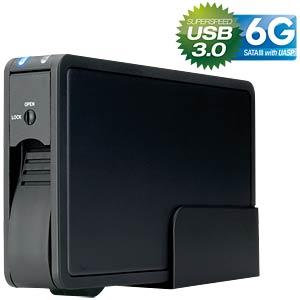 Fantec 3.5er Gehäuse USB 3.0 FANTEC 1697