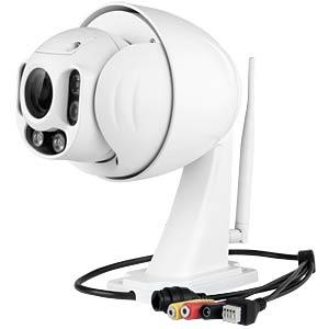 Überwachungskamera, IP, LAN, außen FOSCAM FI9928P