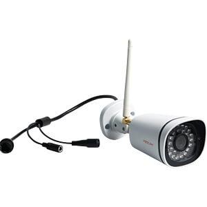 Netzwerk-Videorekorder, Set inkl. 4 Kameras FOSCAM FN3104W-B4-1T