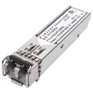 Mini GBIC, 100BaseFX, Multimode FINISAR FTLF1217P2BTL