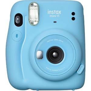 FUJI 16655003 - Fujifilm instax mini 11 sky blue