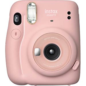 FUJI 16655015 - Fujifilm instax mini 11 blush pink
