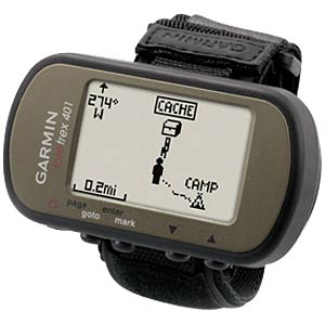Outdoor Navigation, Garmin GPS Foretrex 401 GARMIN 010-00777-00