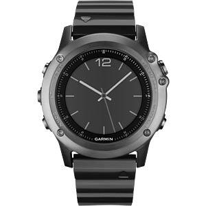 Smartwatch, Garmin Fenix 3 Performer, saphir/grau GARMIN 010-01338-26