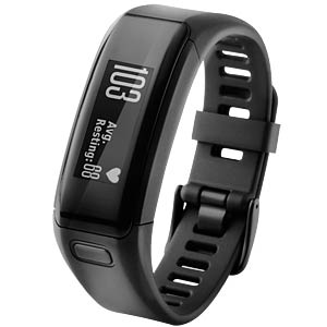 Garmin vivosmart HR Activity Tracker black GARMIN 010-01955-00