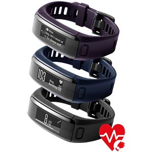 Garmin vivosmart HR Activity Tracker purple GARMIN 010-01955-01