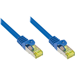 Patchkabel - Rohkabel Cat.7, blau, 40m GOOD CONNECTIONS 8070R-400B