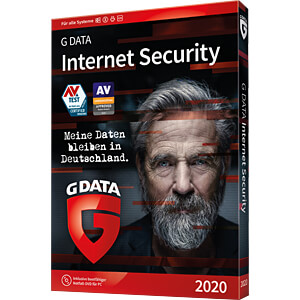 GDATA IS 20 1G - Software