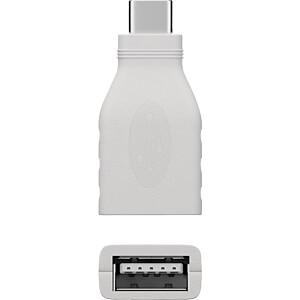 USB 3.0 SuperSpeed Adapter USB-C auf Typ-A GOOBAY 45398