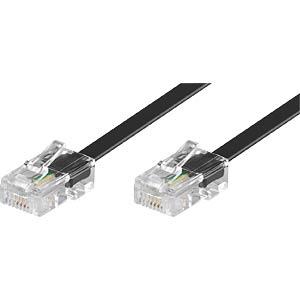 GOOBAY 50255 - ISDN Modularanschlusskabel