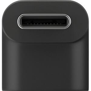 Goobay Adapter USB-C auf USB-C 90°, schwarz GOOBAY 55556