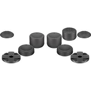 GOOBAY 58382 - Schutzkappen PS5 Controller 10er Set