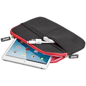"Textile fabric case for tablets up to 20.3 cm (8"") GOOBAY 63430"