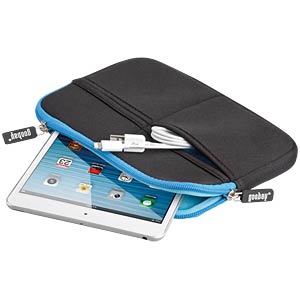 "Textile fabric case for tablets up to 20.3 cm (8"") GOOBAY 63512"